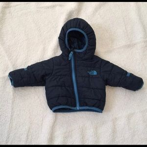 North Face Infant Reversible Jacket